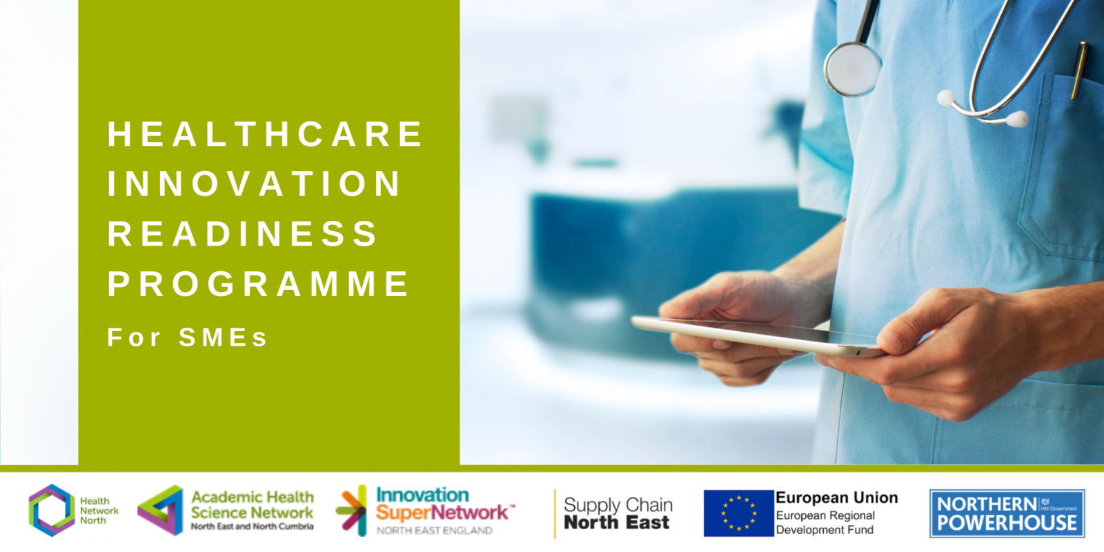 Healthcare Innovation Readiness Programme for SMEs