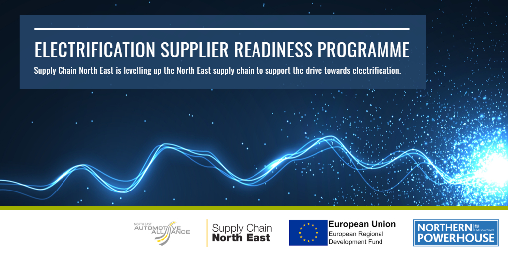Electrification Supplier Readiness Programme