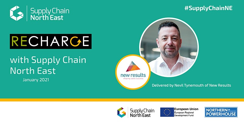 RE:CHARGE your business with Supply Chain North East